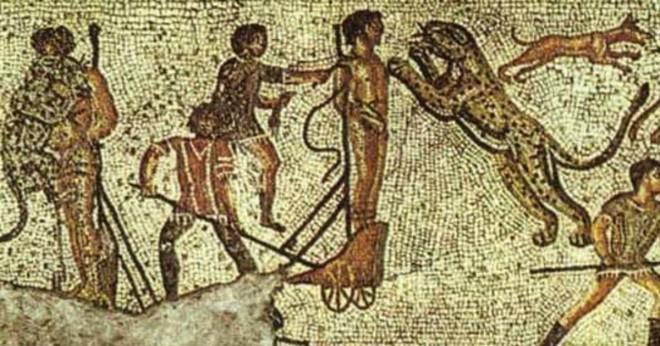 Vad har människor använder för att göra vid colosseum i Rom?