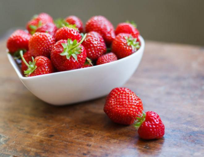 Fem vanliga livsmedel som innehåller mer C-Vitamin än apelsiner