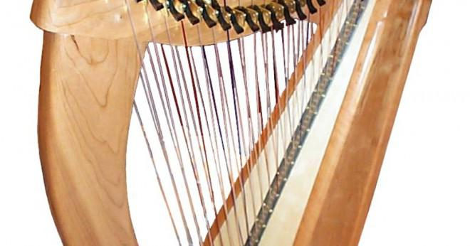 Varför är harpa i orkestern?