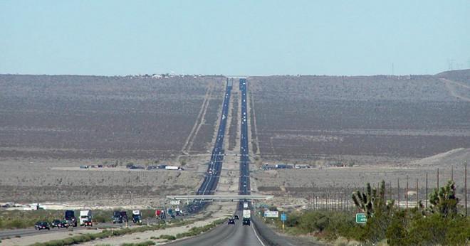 Vad är Driving tid Lethbridge till Las Vegas?