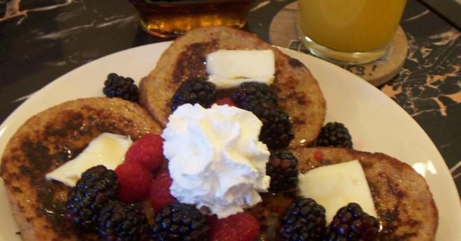 Uppfann fransmännen franska toast?