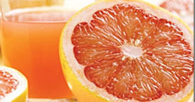 Kan man äta grapefrukt med Biaxin?