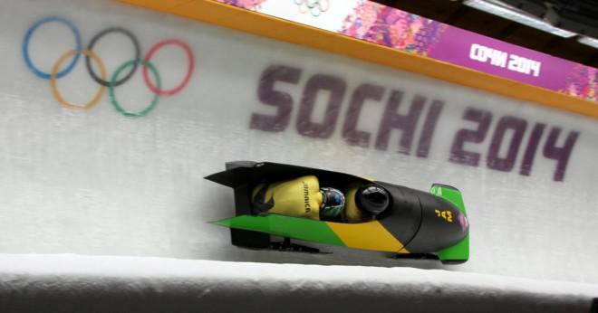 Hur många gånger har Jamaica angett de olympiska spelen?