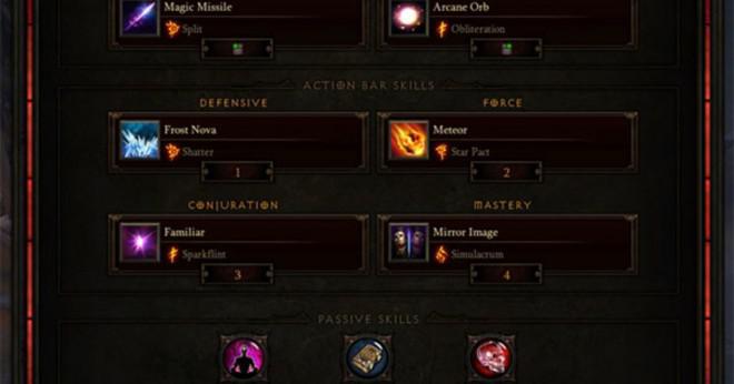 Vad är några saker som en person kan få medan du spelar Diablo 2?