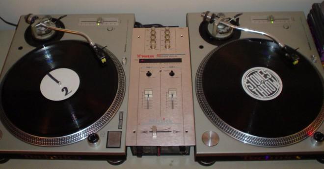 Hur kan du göra din DJ namn ljud om du blandar en låt?