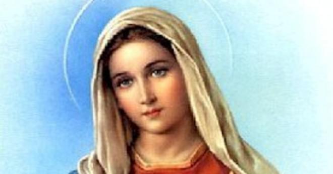 Vilket land har den högsta Jungfru Maria statyn?