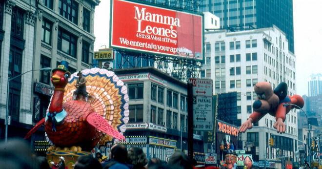 Varför avbröts Macy's Thanksgiving Day Parade?