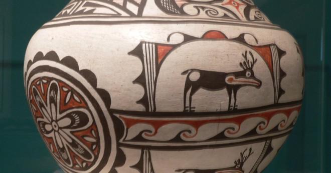 Som först gjorde keramik?