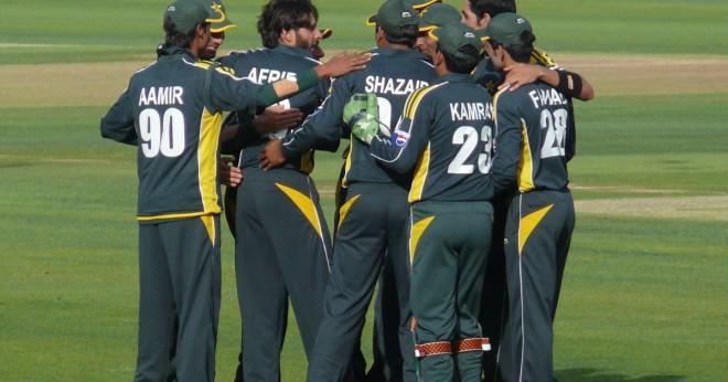 Vad är den nuvarande rankingen av Pakistan i en dag International Cricket?