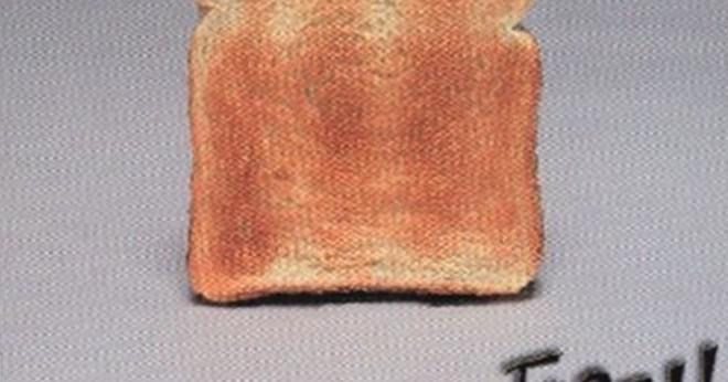 Hur många kalorier har en skiva bröd?
