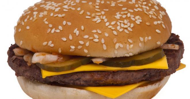 Hur mycket senap har MacDonalds användning?
