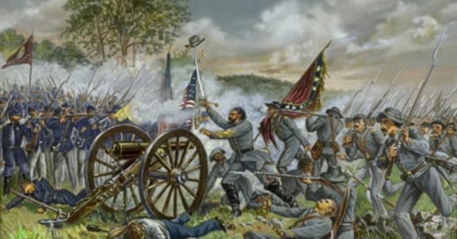 Vad ägde rum den 29 augusti 1862 och vem var victorius?