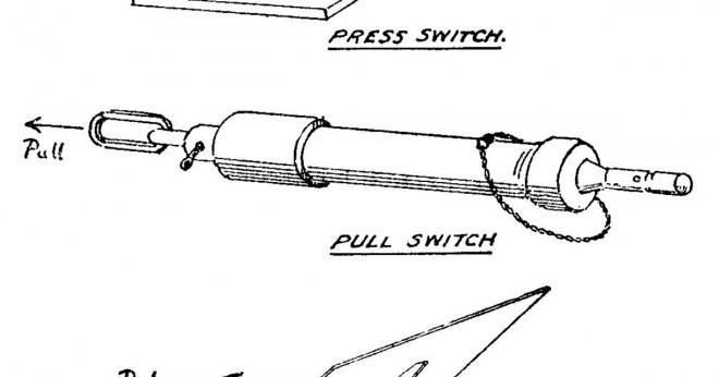 Då skapades den första ficklampa bomben?
