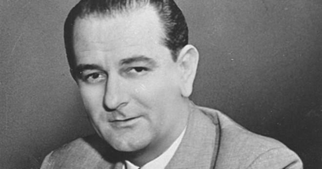 Vem är Lyndon Johnsons barn?