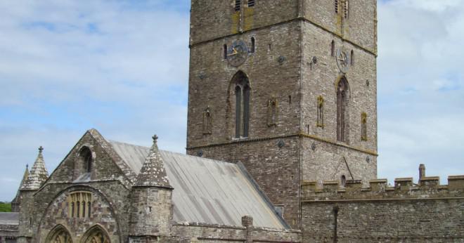 Vem var kung av Wales i 1065?