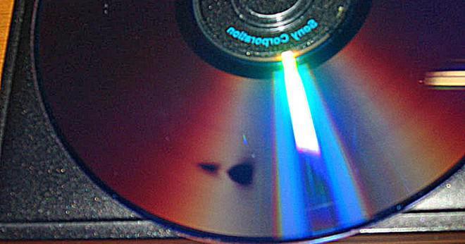 Vad Rengör repade DVD-skivor?