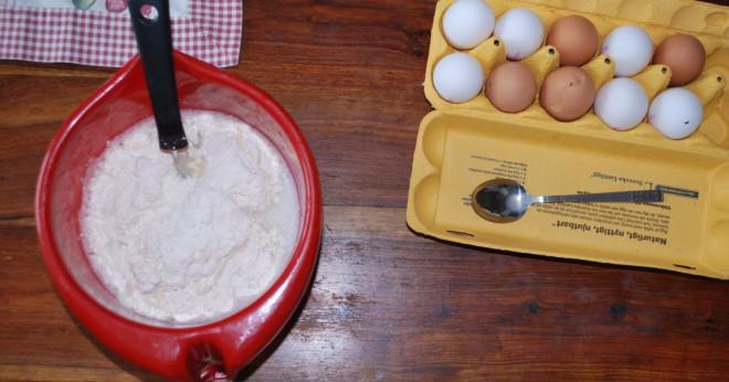 Kan du blanda bakpulver och bikarbonat?