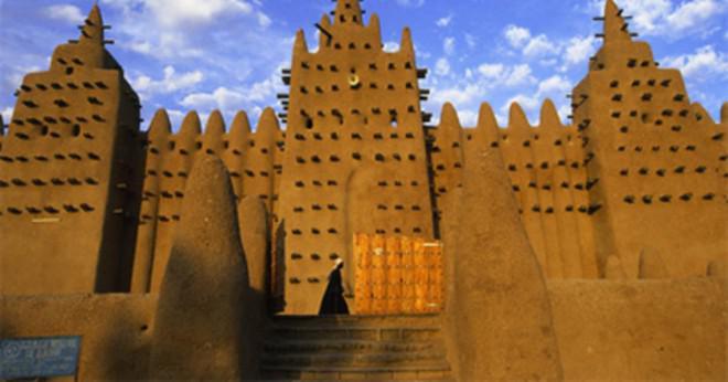 Vad är en mänsklig miljö interaktion i Mali?