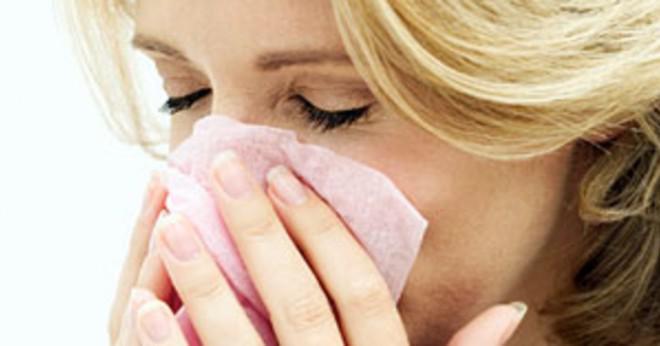 Kan du vara allergisk mot glitter?