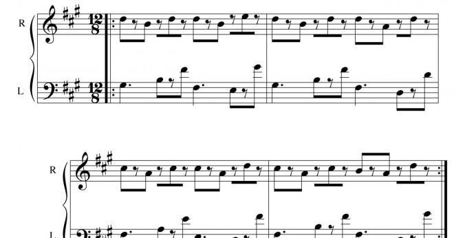 Historia och ursprung av tumme piano?