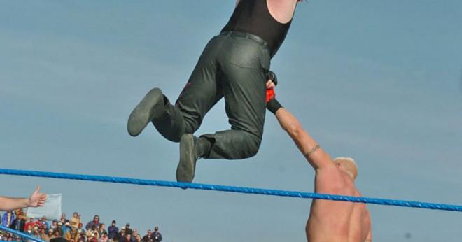 Vad är riktiga namn av WWE superstar Boogeyman?