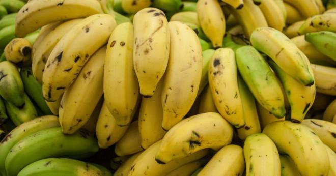 hur mycket kalorier i en banan