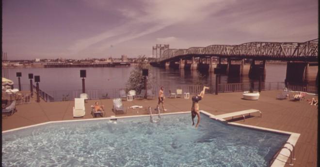 Vad är den bästa värmaren för en i-mark pool?