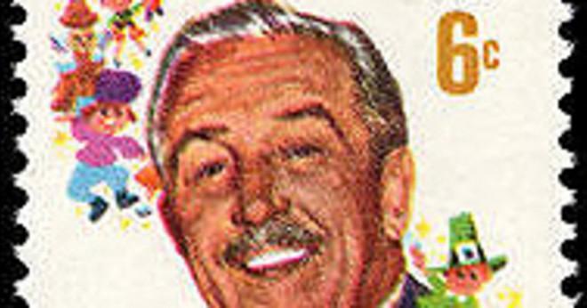 Vad har Walt Disney uppfinna förutom Walt Disney World?