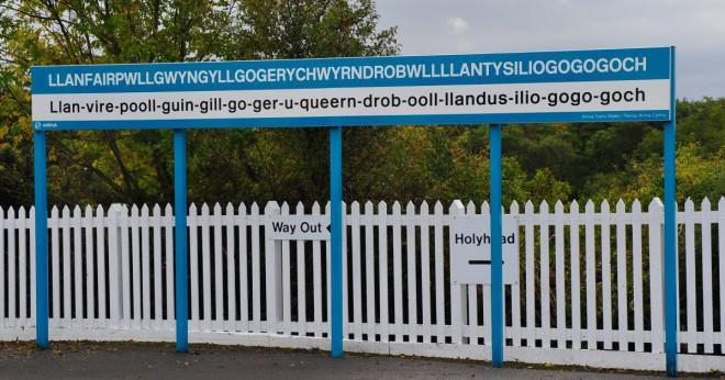 Walesiska ord
