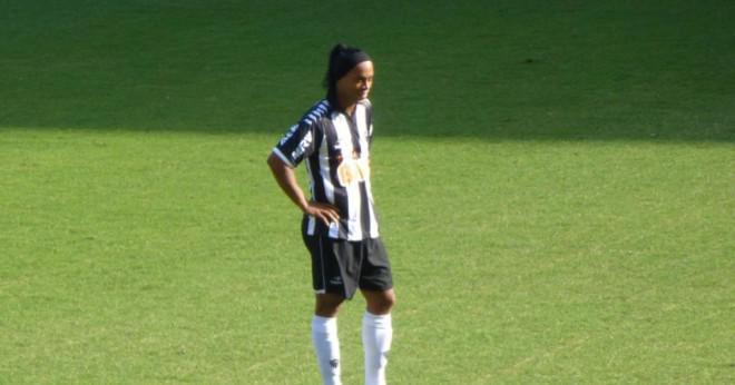 Hur mycket pengar har Ronaldinho?