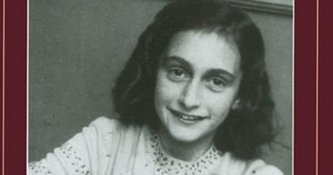 Varför gillar folk Anne Frank?