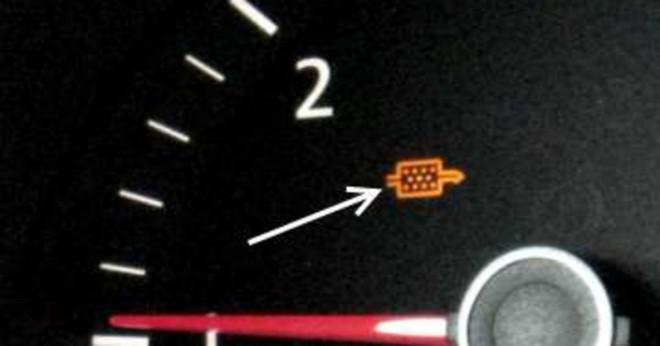 Vad skulle orsaka check engine ljuset att komma på efter 15-20 miles i en 94 new yorker motor går bra sväng av och på samma sak?