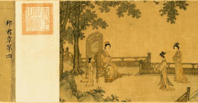 Vad kinesiska traditioner återspeglas i historien själen i den stora klockan?