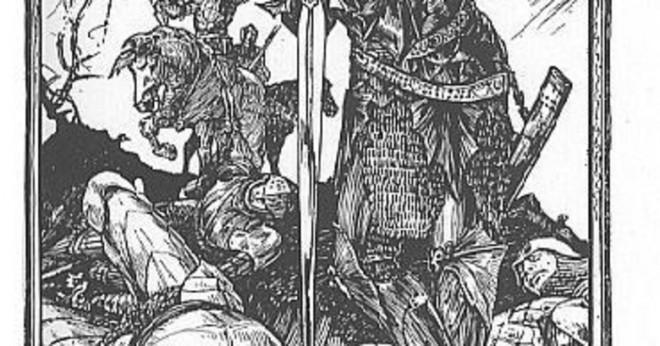 Vem är Mordred från en gång och framtida kung?
