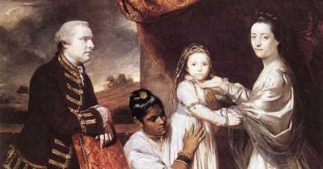 I kolonial Amerika ersatt slaveri vad labor system? / davidchita.com