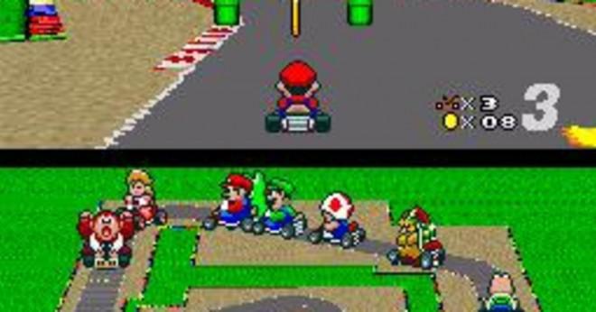 Vad är data överför koden för Mario Kart 7?