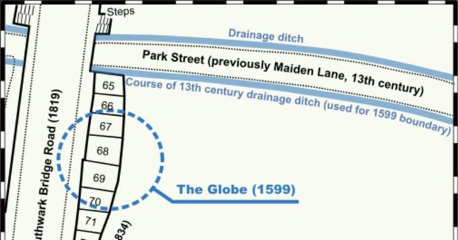 Vad hette den första elisabetanska teatern?