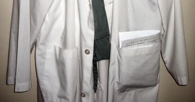 Bärs cosplay kostymer till sjukhuset?