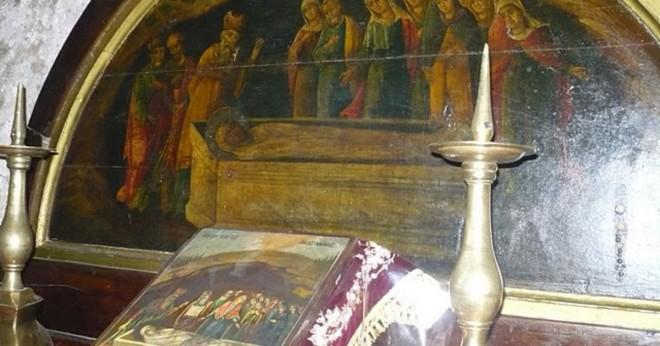 Vad var Jungfru Maria 's faderns namn?