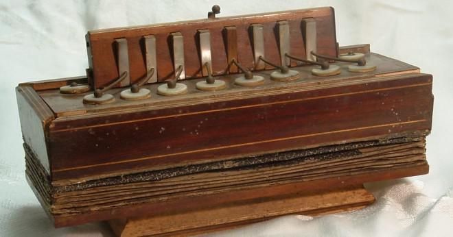 Hur görs Piano dragspel?