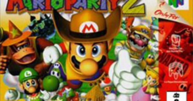 Vad folk gör du låsa upp på Mario party 9?
