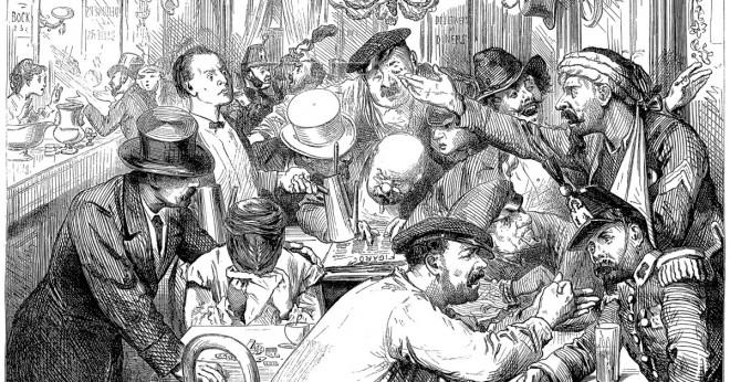 Varför var fransmännen så arg med tyskarna vid ingående av fransk-tyska kriget?