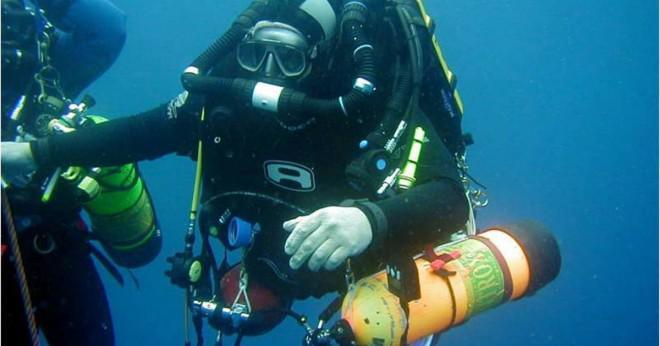 Vad är den högsta åldersgränsen för mättnad dykning?