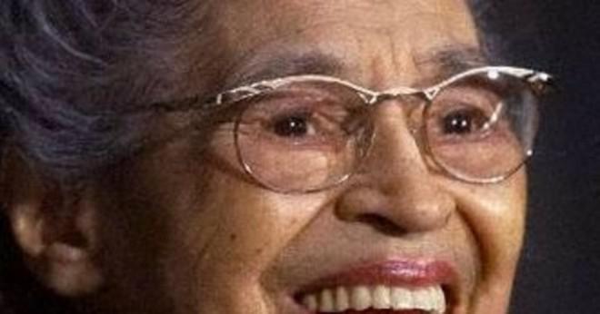 Vad var Rosa Parks fullständiga namn?