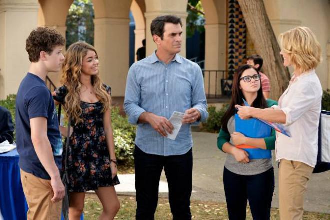 """13 saker du inte visste om """"Modern Family"""""""
