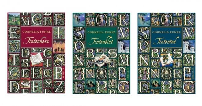 Vilka böcker har Cornelia Funke skriver?