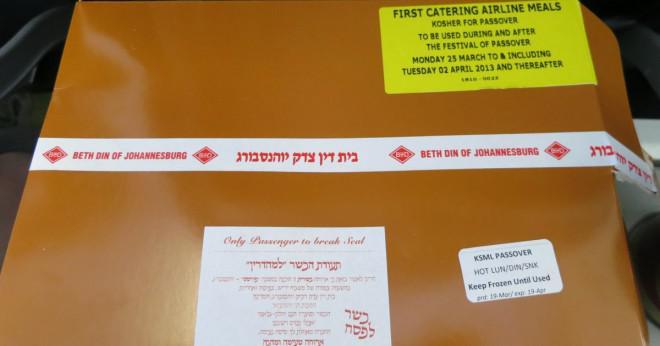 Varför har judar att göra deras mat kosher?