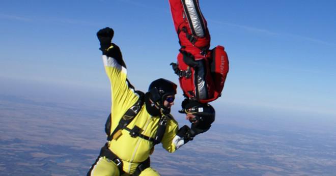 Finns det någon indoor skydiving platser i Austin?