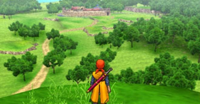 Hur får nebula svärd i dragon quest 9?