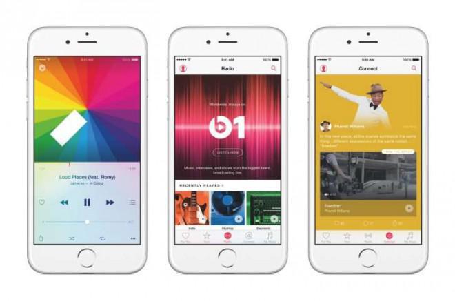 Vad är nytt i Apple musik Streaming-tjänst